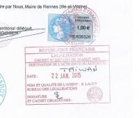 légalisation ministère  2015010004